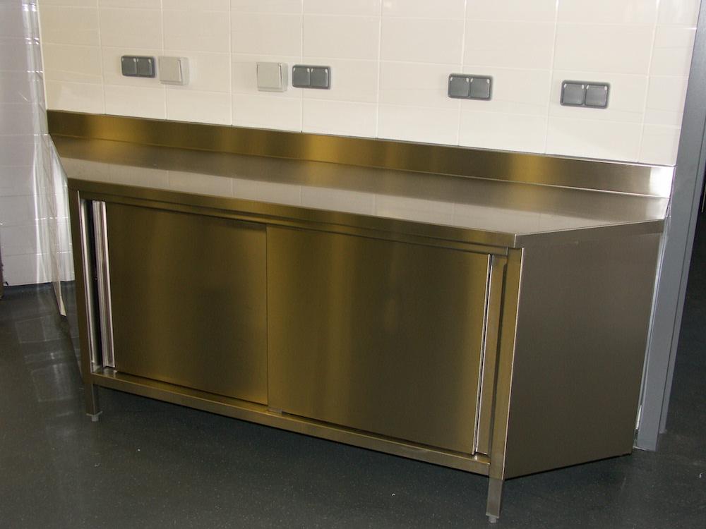Mobilier dans la cuisine csd inox for Mobilier cuisine