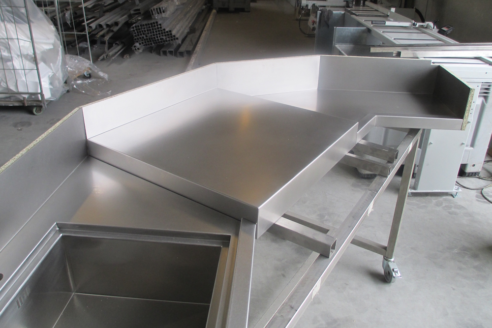 Mobilier dans la cuisine csd inox for Cuisine mobilier