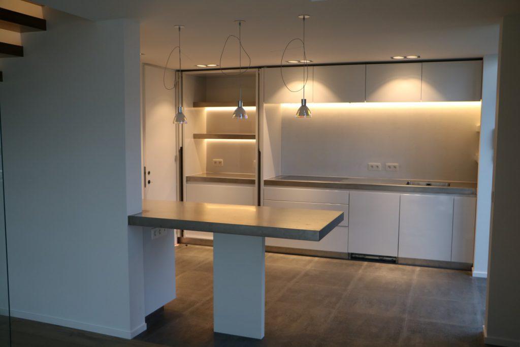 plan de travail cuisine inox sur mesure plans de travail inox mm massif lamin s chaud so inox. Black Bedroom Furniture Sets. Home Design Ideas